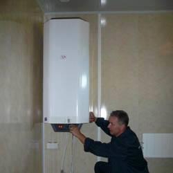 Установка водонагревателя в Улан-Удэ. Монтаж и замена бойлера г.Улан-Удэ.