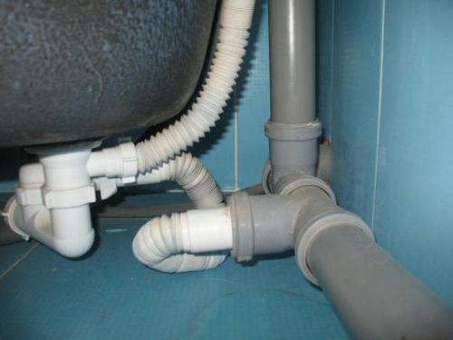 Монтаж и замена канализации в Улан-Удэ. Установка канализации г.Улан-Удэ.